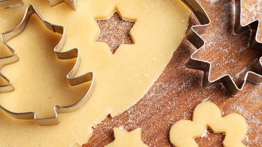 Nos meilleures recettes de sablés de Noël