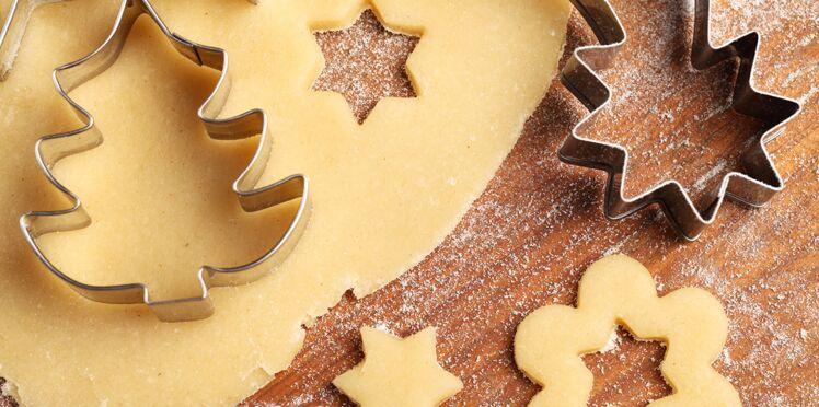 Nos recettes de sablés de Noël