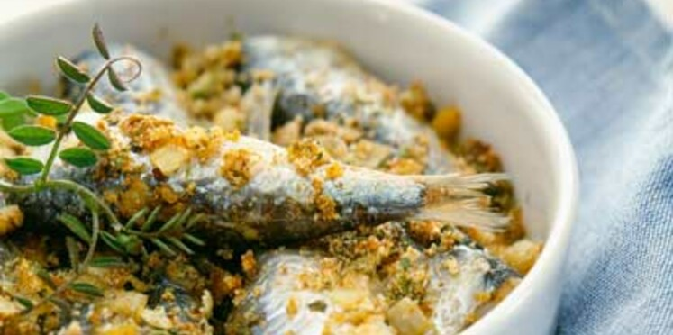 On cuisine la sardine
