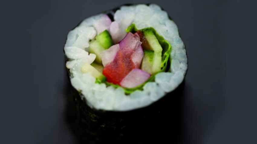 Nos recettes de sushi, maki et california