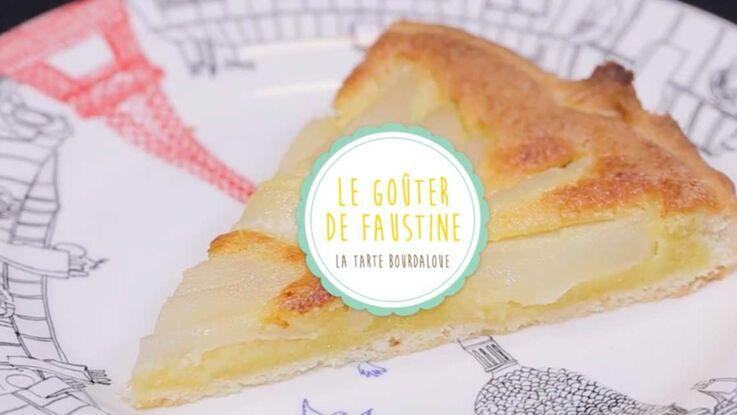 La recette de la tarte Bourdaloue