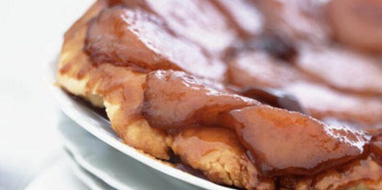 Nos recettes de tarte tatin