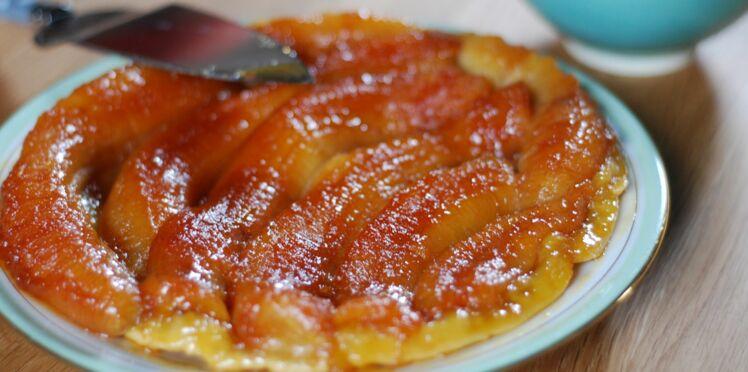 Tartes tatin sucrées et salées : nos recettes vraiment faciles