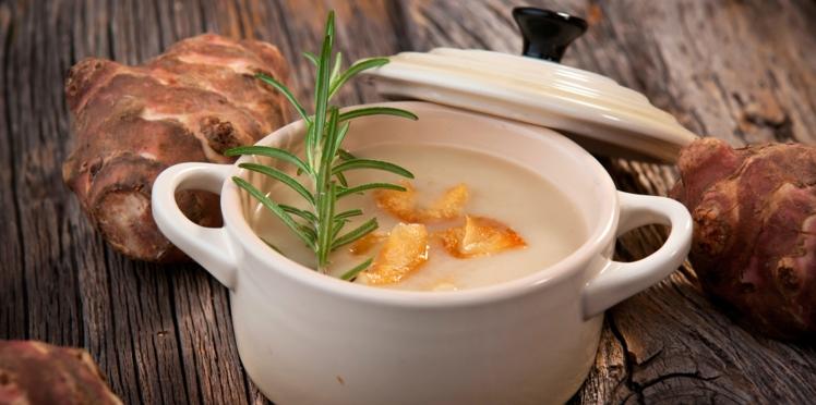 Topinambour : 15 recettes aux saveurs d'antan