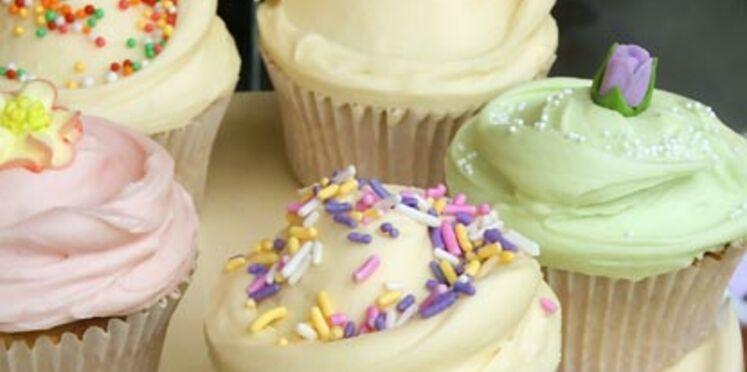Recette du topping pour cupcakes