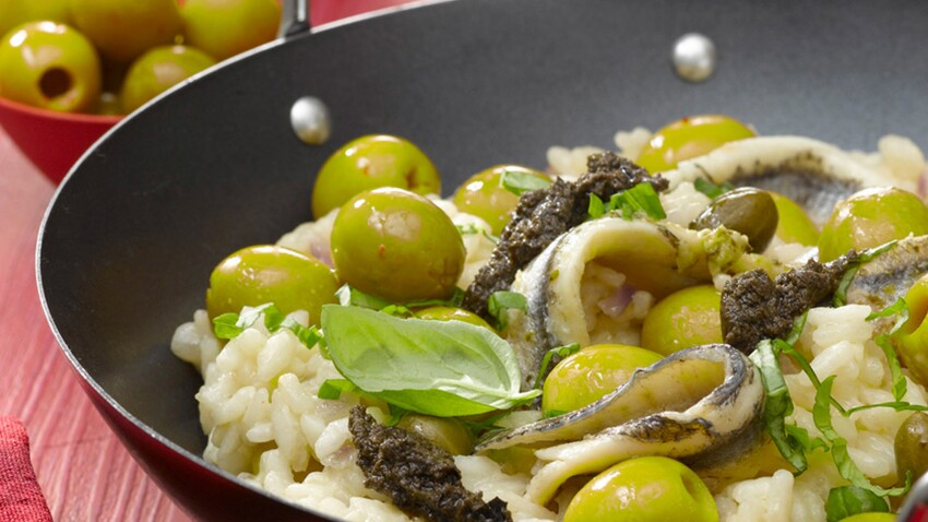 8 recettes à faire avec des olives