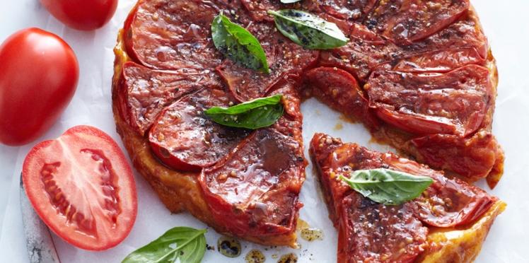 Nos 25 recettes à la tomate