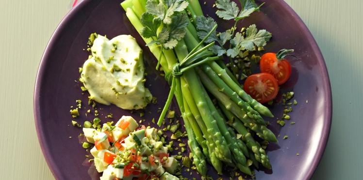 Nos recettes de saison aux asperges
