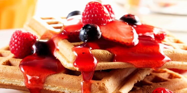 10 recettes aux fruits rouges à dévorer