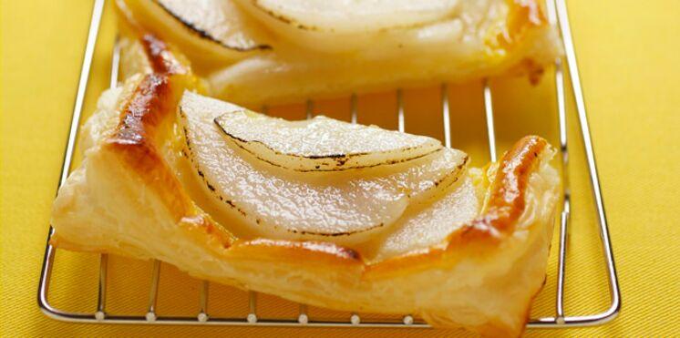 Nos recettes gourmandes aux poires