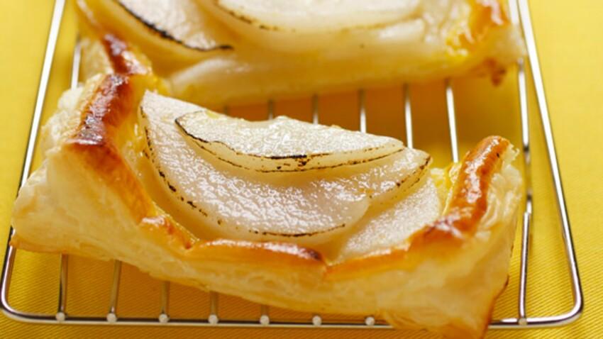 Tarte, gâteau, verrine... Nos recettes gourmandes aux poires