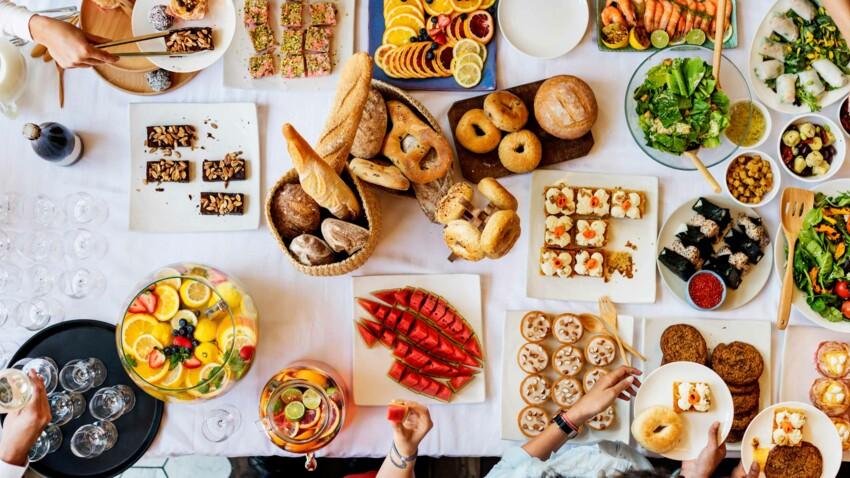 Buffet froid : nos recettes d'été faciles et parfaites