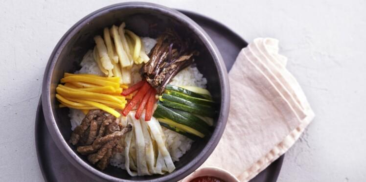 Le top 10 des recettes coréennes