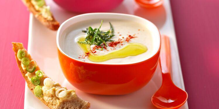 Vive les soupes froides !