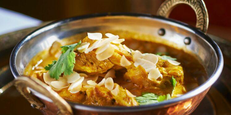 25 recettes au curry faciles et gourmandes