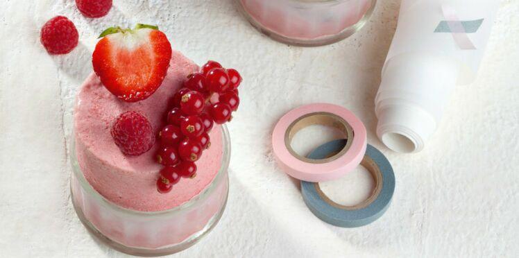 Des recettes de glaces, oui, mais créatives !