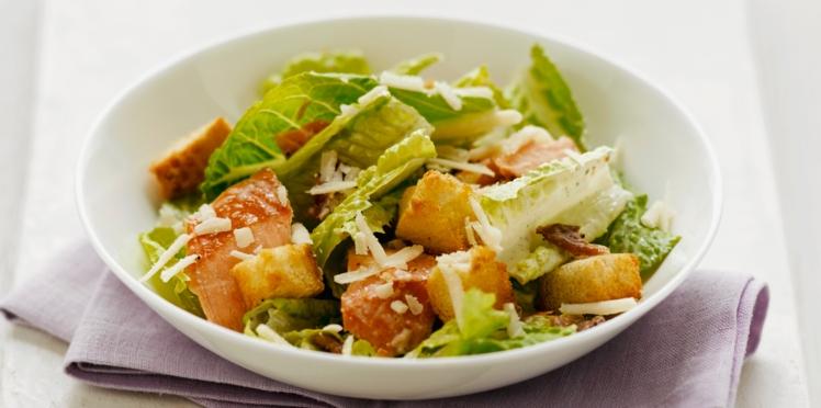 Nos recettes de salades classiques et gourmandes