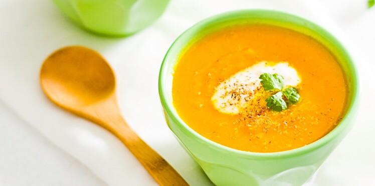 10 idées de soupes pour ce soir !