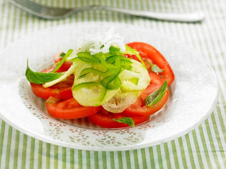 Rougissez de plaisir avec nos 50 recettes de tomates !   Femme Actuelle Le  MAG 9f92f587030