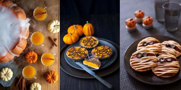 Nos recettes diablement gourmandes pour Halloween