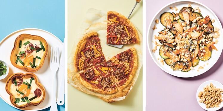 14 recettes en 7 minutes chrono : qui dit mieux ?