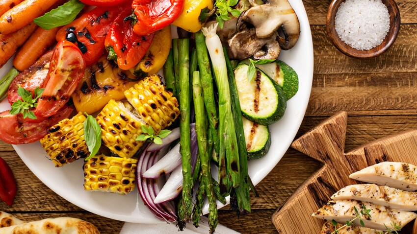 Recettes d'été : bonnes idées pour le dîner