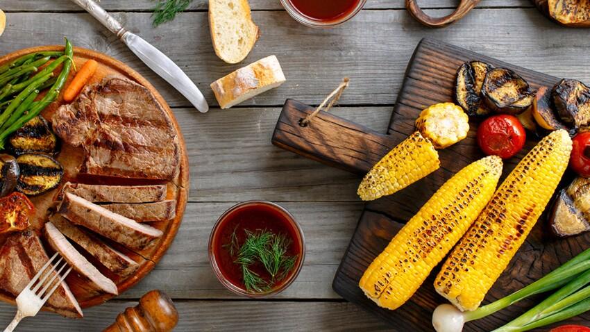 Recettes d'été : un déjeuner léger et parfumé