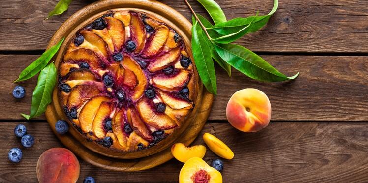 Recettes d'été : un goûter aux fruits léger et parfumé