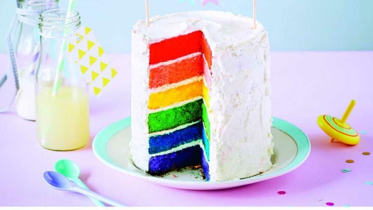 Nos 50 Gâteaux Danniversaire Les Plus épatants Femme