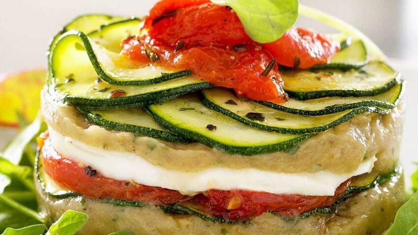 Mes recettes aux légumes du soleil pour l'été