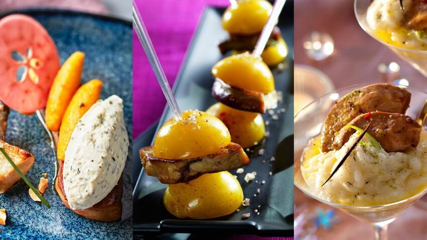 Recettes de Noël : cette année, on tente le foie gras poêlé !