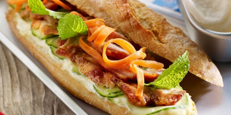 Chic, de nouveaux sandwichs !