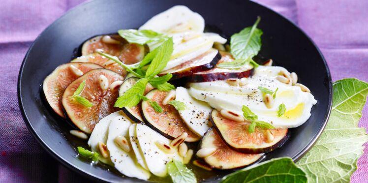 15 recettes originales à la mozzarella