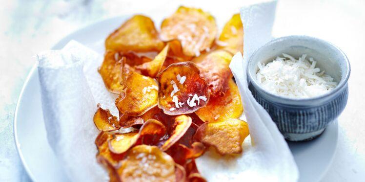 Nos recettes à faire avec de la patate douce