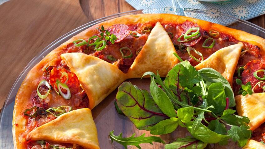 Nos 7 pizzas originales