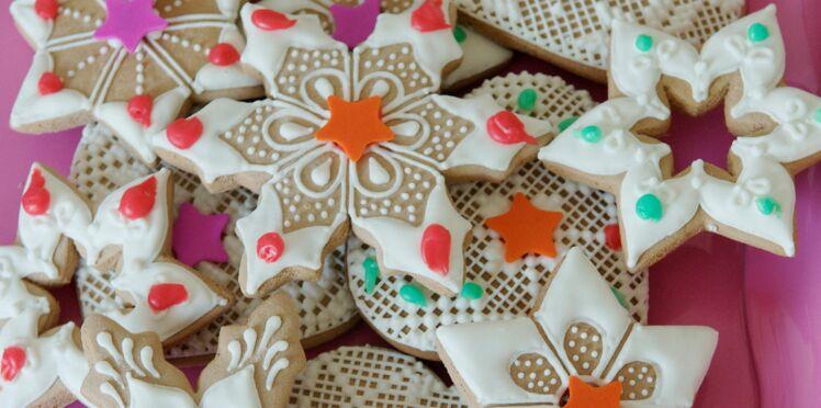 30 recettes de jolis sablés pour Noël