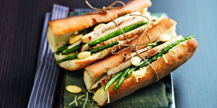 Nos meilleurs sandwichs pour ne plus avoir faim