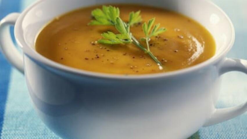 La soupe : la bonne recette pour se réchauffer !