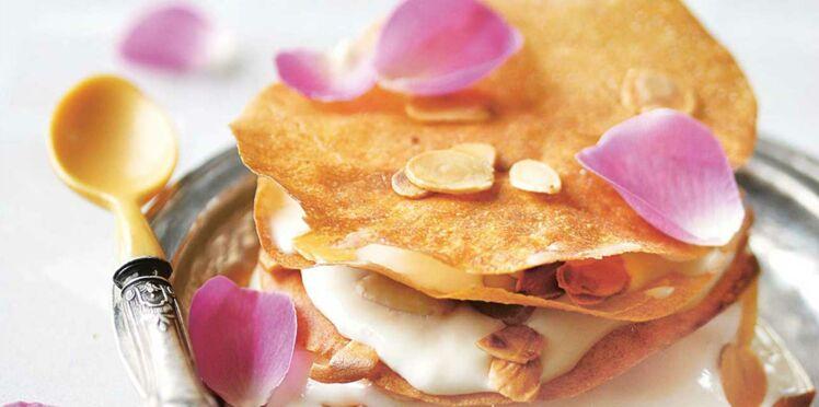 Saint-Valentin : nos recettes inspirées des chefs