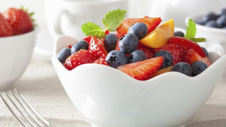 Vite, une salade de fruits rouges !
