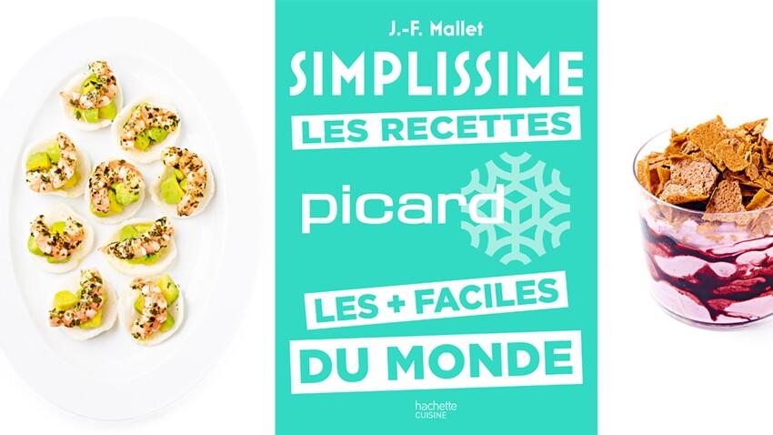Simplissime Les Recettes Picard Les Plus Faciles Du Monde