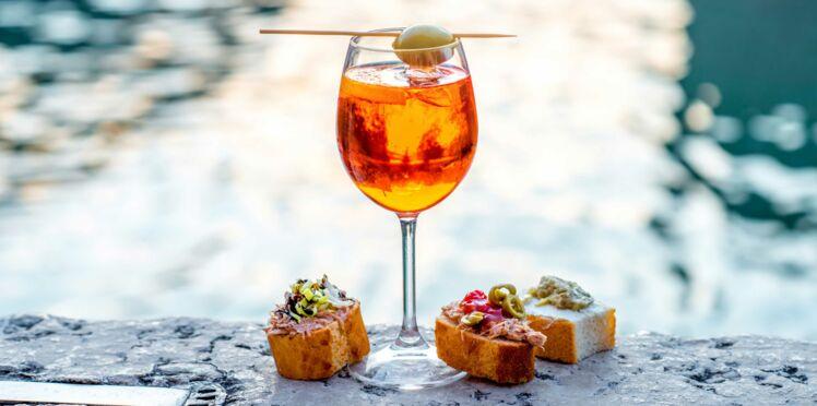 Spritz et apéritif italien : nos meilleures recettes