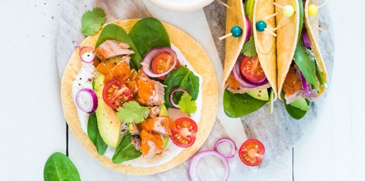 Tacos maison : nos meilleures recettes