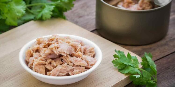 Thon En Boite Comment Le Choisir Et Le Cuisiner Femme Actuelle - Cuisiner le thon