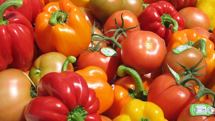 Tomate, poivron… Les stars rouges de nos recettes d'été