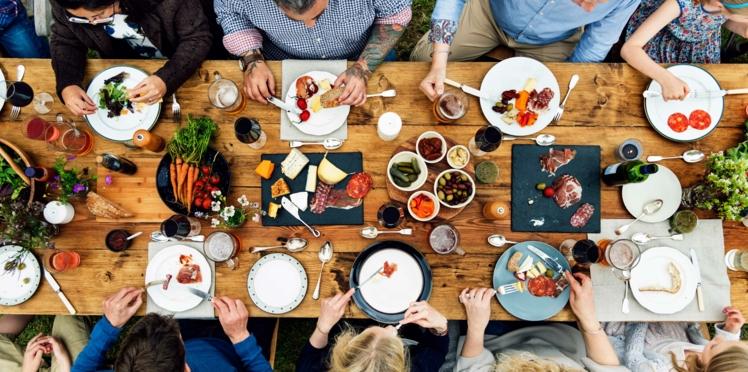 Recettes : repas d'été pour 10 personnes
