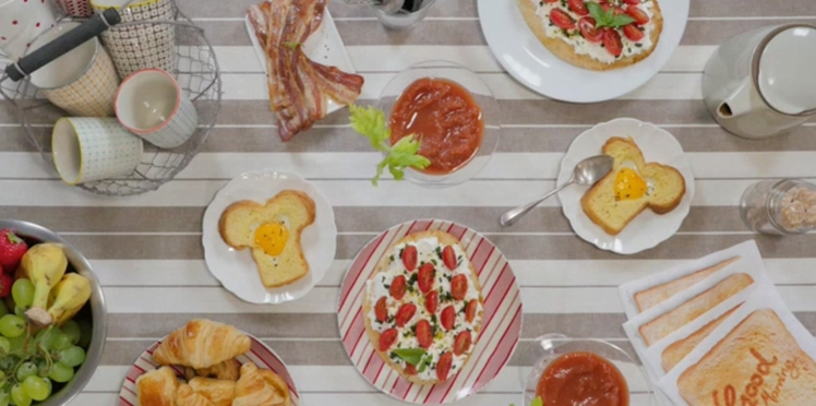 VIDEO – Un brunch gourmand avec Picard