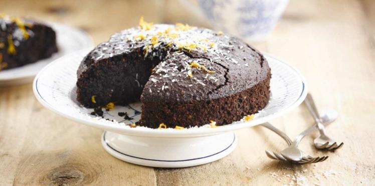 Vidéo : le gâteau chocolat coco