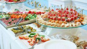 Buffet De Mariage Fait Maison 20 Idees Pour Bluffer Vos Invites Femme Actuelle Le Mag