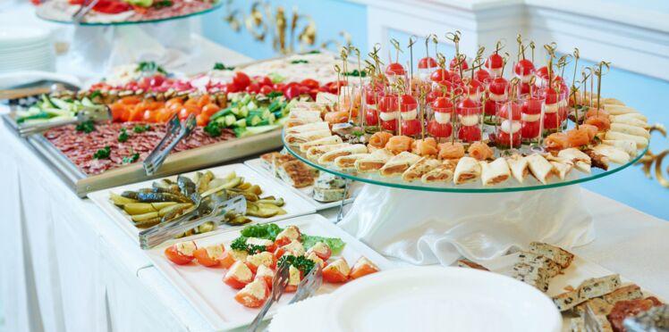 Vin d'honneur fait maison : nos idées recettes pour le buffet